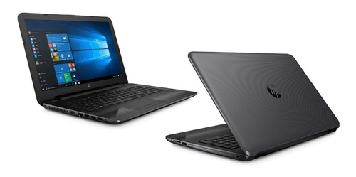 laptop hp 240-g5 4gbram 500gb dual core 14 hdled w10 (nueva)