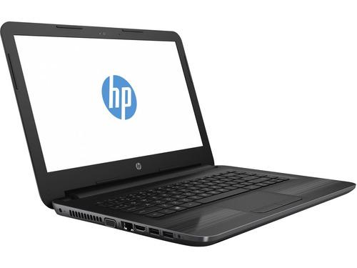 laptop hp 245 g5 amd a8 ram de 8gb dd 1tb + funda+audifonos