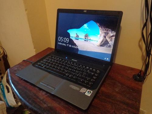 laptop hp 530 funcionando excelente estado fisico oferta