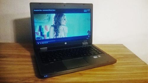 laptop hp 6470b intel core i5 16 gb ram 1 terabyte dd webcam