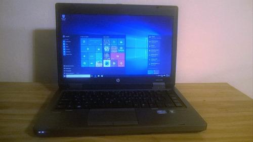 laptop hp 6470b intel core i5 16 gb ram 500 gb dd rápida