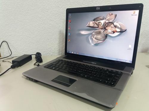 laptop hp 6720s funcionando con disco ram y cargador nuevo