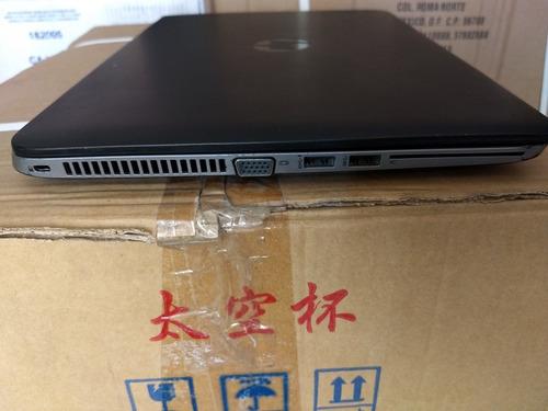 laptop hp 840 g1 core i5 4gb ram ssd disco detalles