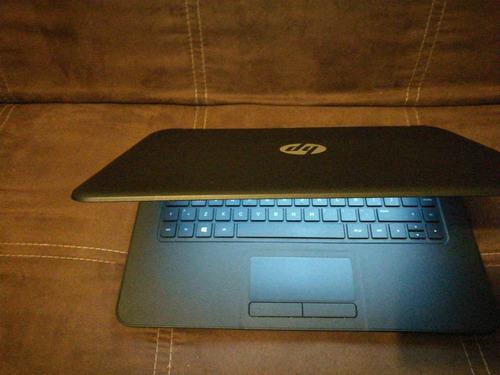 laptop hp amde1 4 ram 500 disco