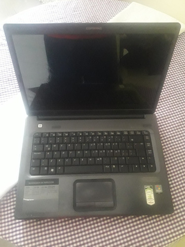 laptop hp compac presario f500