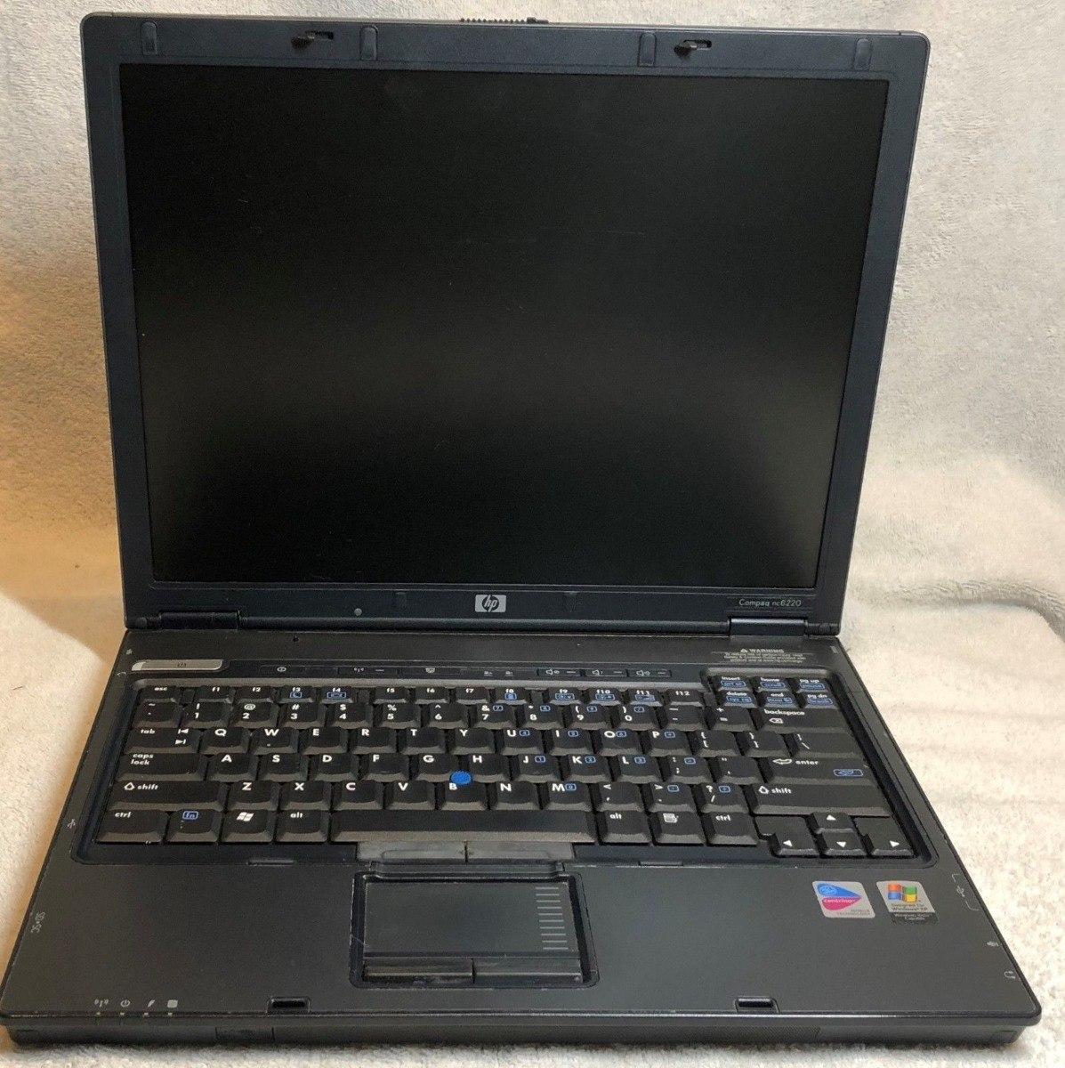 laptop hp compaq nc6220 completa o en partes. Cargando zoom.