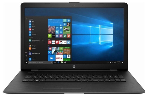 laptop hp core i5 7250u 8gb ddr4 1tb w10 17.3 bs049dx  xcel