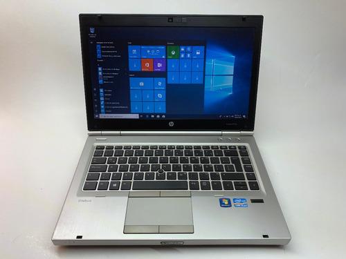 laptop hp core i5 elite 8470p 4gb+500gb envio gratis refurbi