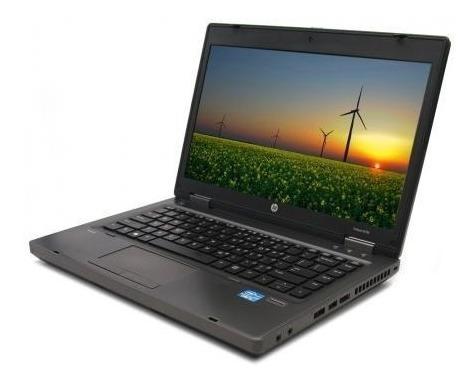 laptop hp core i5 probook 6470b 500gb 4gb windows 10 barata