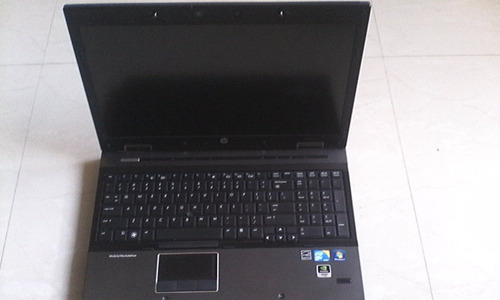 laptop hp core i7. elitebook 8540w