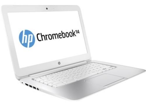 laptop hp cromebook 14 4gb ram blanca 16gb ssd nueva