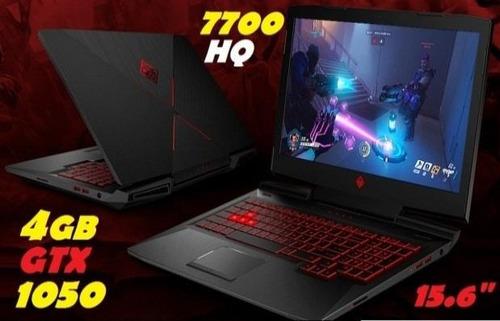 laptop hp de alta performance, gamer, trading.  omen 2018