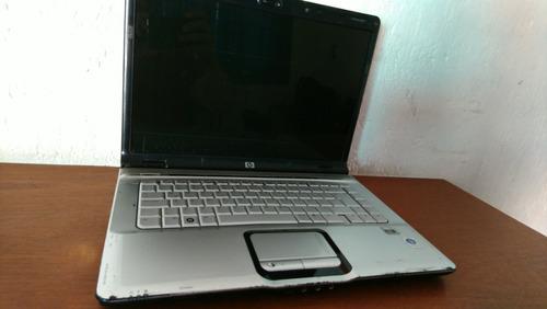 laptop hp dv6000 en partes