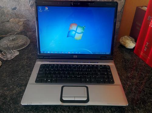 laptop hp dv6000 garantía 30días 3gb de ram + iva