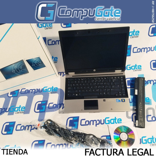 laptop hp elitebook 8440p core i7 4gb ram 14 pulgadas