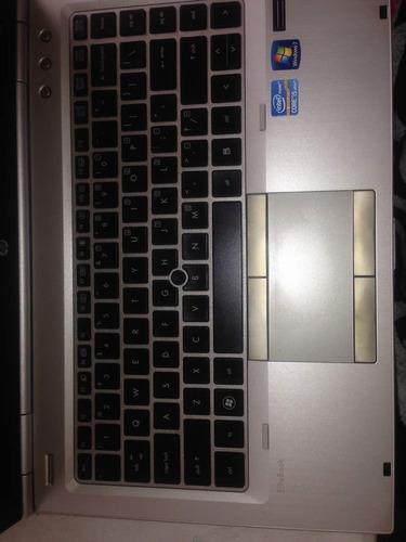 laptop hp elitebook 8460p i5 4gb ram excelente estado