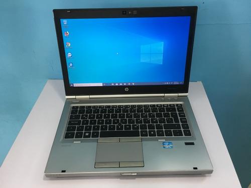 laptop hp elitebook 8460p i5 w10 (180verds) tienda fisica