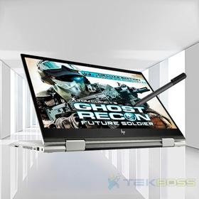Laptop Hp Envy Core I7 8va Gen X 360 +12gb+1tb+ Ssd+ Fhd