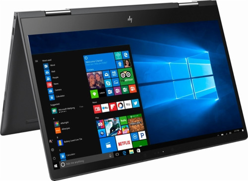 laptop hp envy x360 15.6 amd fx 1tb 8gb ram touch radeon r7