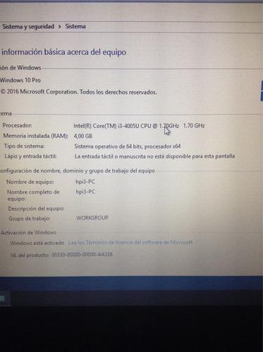 laptop hp g3 240 i3