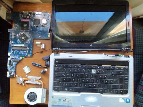 laptop hp g42 partes