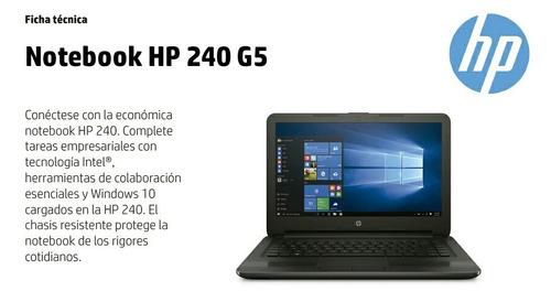 laptop hp g5 c. dual core+ ram 4gb+ disco 500gb