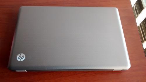 laptop hp g62 para repuesto -chip de video dañado-