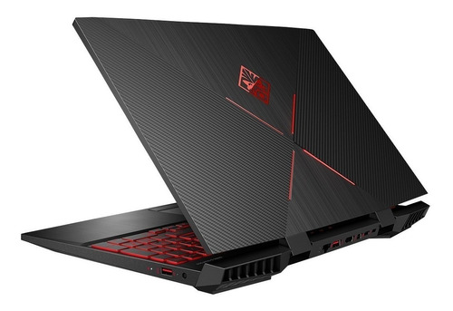 laptop hp gaming omen core i7 12gb ssd gtx 1050 ti 4gb fhd
