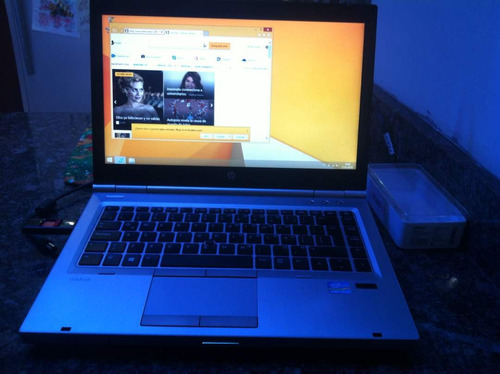laptop hp i7 8470-3450m