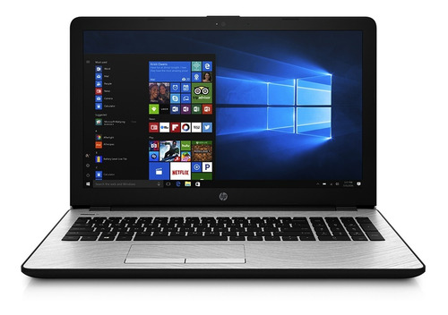 laptop hp intel core i3 4gb 1tb pantalla 15.6 hd wifi usb hdmi windows 10 nuevo 15-bs031