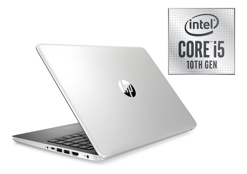 laptop hp intel core i5 10ma generacion ssd nueva i7