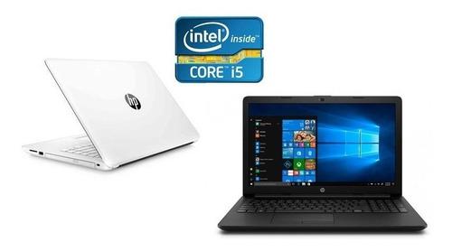 laptop hp intel core i5 7ma 20gb 1tb nueva garantia i3 i7
