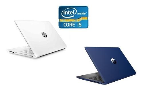 laptop hp intel core i5 8gb 1tb nueva con garantia