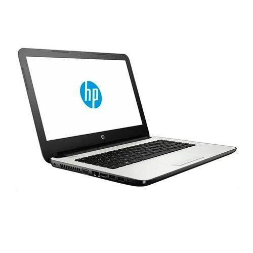 laptop hp intel inside hdd 500gb ram 4gb 14 hd + regalos