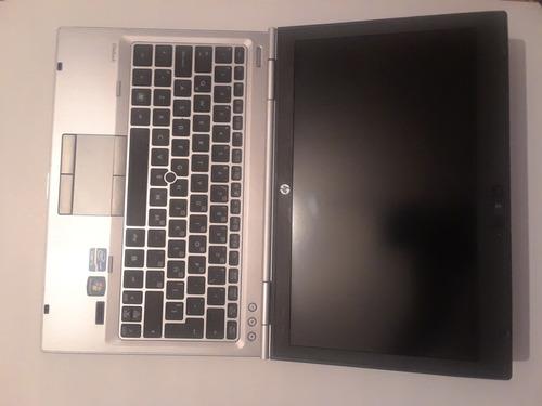 laptop hp modelo 2560p corei5 4 gb ram