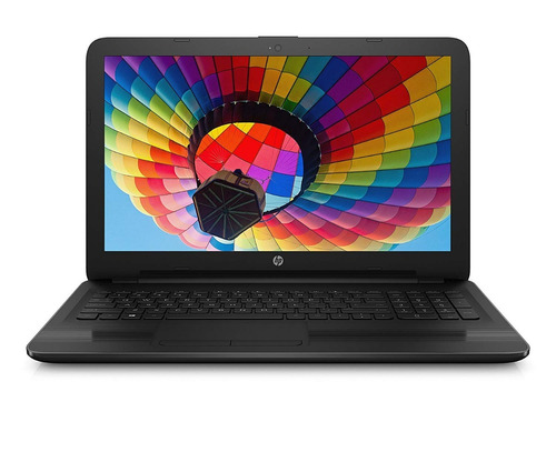 laptop hp notebook 15.6hd quad core amd 1.8ghz 4gb ram 500gb