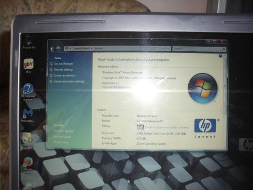 laptop hp original importado usa modelo g50-109nr