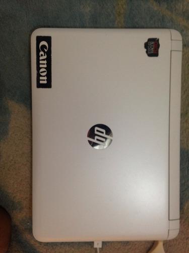 laptop hp pavilion 14-ab007la + impresora nuevecita!