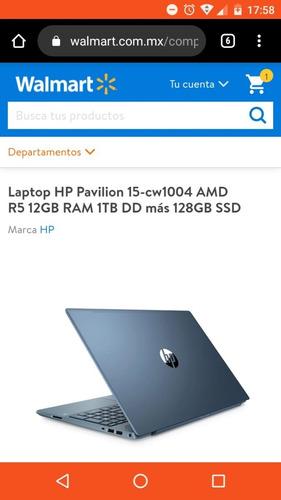 laptop hp pavilion 15-cw1004