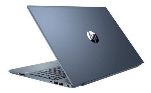 laptop hp pavilion 15-cw1011la ryzen 5 ram 8gb ssd 256gb w10