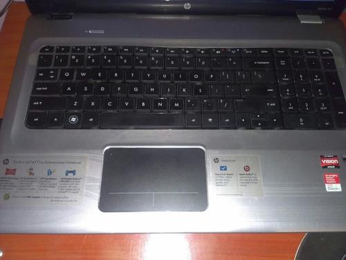 laptop  hp  pavilion  dv-7 usada leer descripcion
