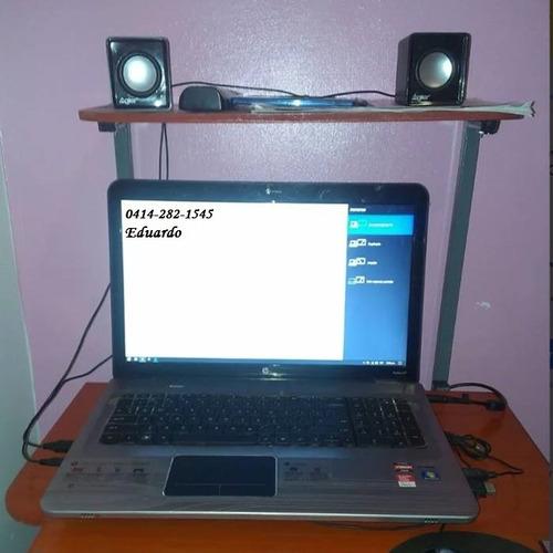 laptop  hp  pavilion  dv-7 usada para reparar o repuesto