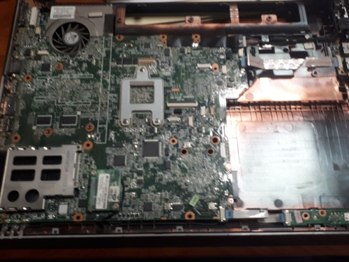 laptop hp pavilion dv5 1131la para refacciones