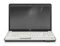 laptop hp pavilion dv6 turion