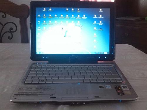 laptop hp pavilion tx2532la para reparar completa