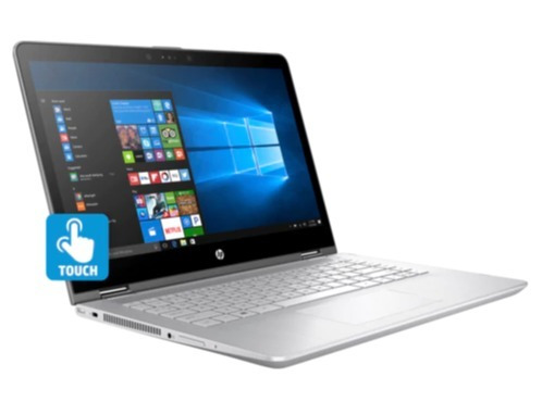 laptop hp pavillion x360 touchscreen