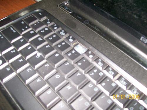 laptop hp pavilon  dv5  para reparar o repuesto