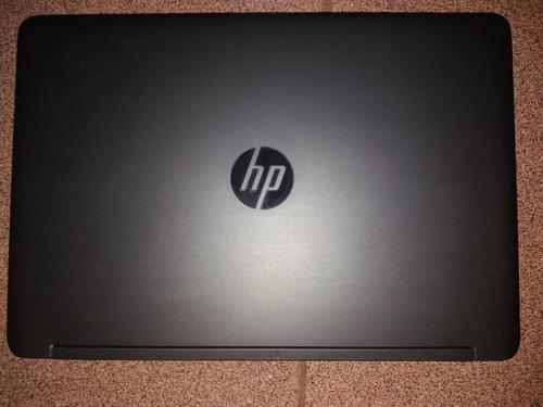 laptop hp probook 640 intel i7 - radeon  hd- 8gb ram