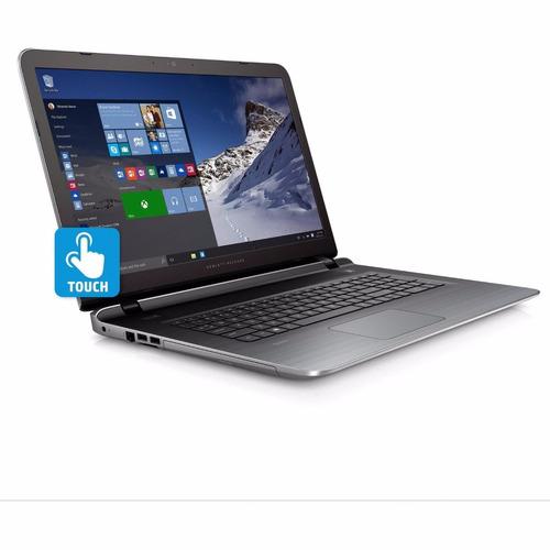 laptop hp tactil 2017 intel i7 15.6 8gb 1tb tienda caracas