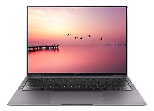 laptop huawei matebook x pro i7 8gb + mochila de regalo